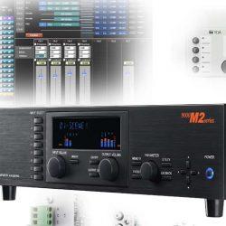 TOA Electronics Digital Mixer Amplifiers